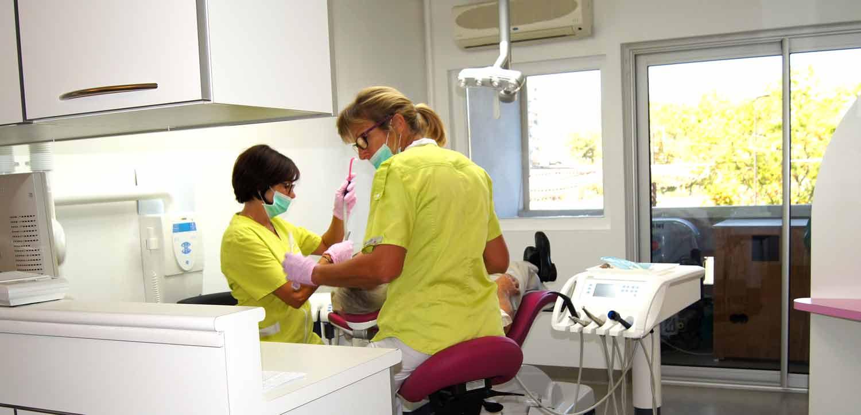 dentiste lyon soin